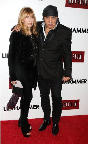 Steven Van Zandt at event of Lilyhammer (2012)
