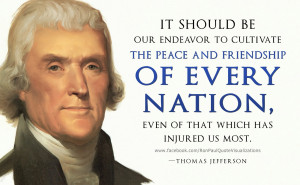 Thomas Jefferson was a very remarkable man who started learning very ...