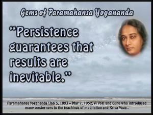 Quotes of Paramahansa Yogananda