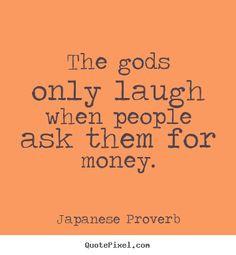 proverb #money #quote money quotes