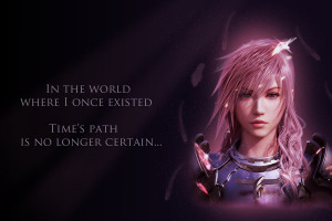 Lightning XIII-2 Wallpaper by ShinraWallpapers