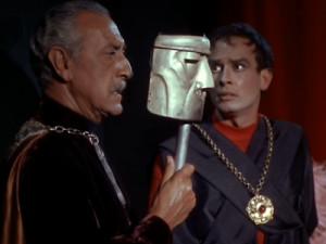 ... Star Trek . Season 1, episode 13. NBC. 8 December 1966. DVD. Paramount