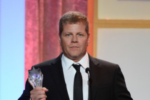 Michael Cudlitz The 3rd Annual Critics Choice Tv Awards picture