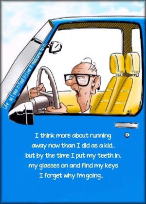 ... senior citizen humor wisdom old age jokes cartoons and funny photos
