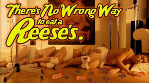 There's no wrong way to eat a Reese's... (Human Centipede) #humor # ...