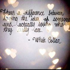 White Collar Quotes