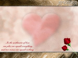 Love wallpapers with quotes