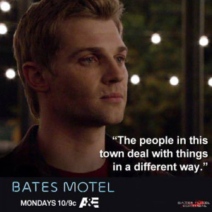 Bates Motel Quotes - bates-motel Fan Art