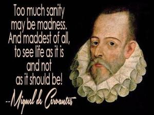 Miguel de cervantes quote famous