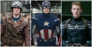 ... America Ranking Captain America's uniforms from worst to best