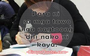 Bisaya Quote 14345