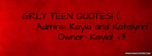 Honey Teen Quotes Cover Comments