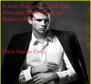 Hunger Games Quotes Gale A hunger games gale quote by
