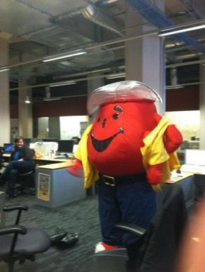 ... Is a Kool-Aid Man - Best funny, pics, humor, jokes, hilarious, quotes