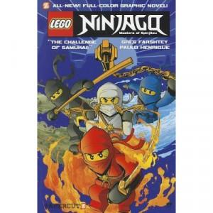 LEGO Ninjago Graphic Novels
