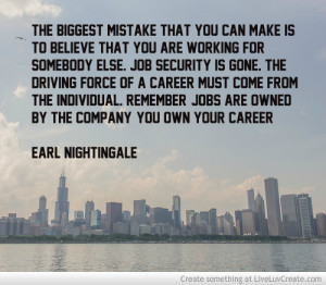 Earl Nightingale Quote