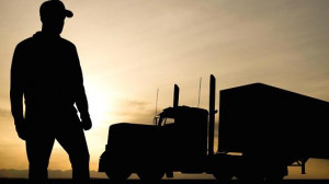 The federal government thinks long-haul truckers like Bryan Spoon need ...