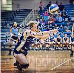 Nike Volleyball Tumblr , Volleyball Quotes And Sayings , Nike Quotes ...