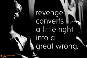 revenge #wise quotes #German quotes