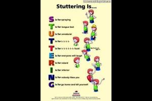Stuttering an interactive