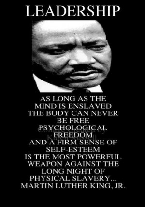 Leadership quotes, sayings, martin luther king jr