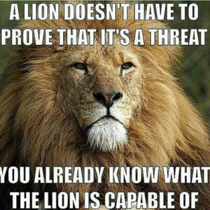 lion quotes and sayings Pin it Like Image