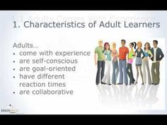 Adult Learning Techniques