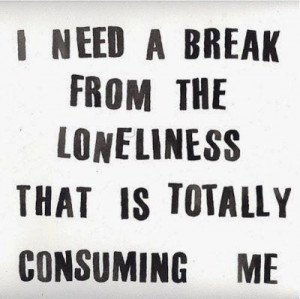 Depressing Quotes About Loneliness Photos