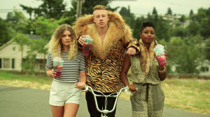 In December, Macklemore stopped by Hot 97 to discuss his role as a ...
