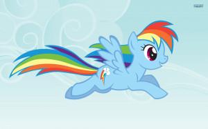 Rainbow Dash Rainbow Dash Wallpaper