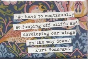 Sequined Absinthe: Vonnegut Quotes