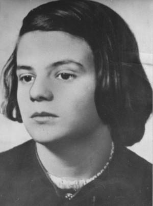 Hans Scholl Sophie Scholl