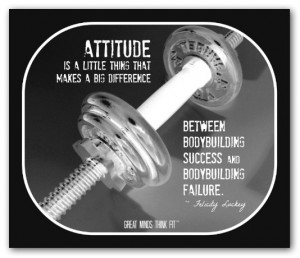 Attitude for Success Quote #011