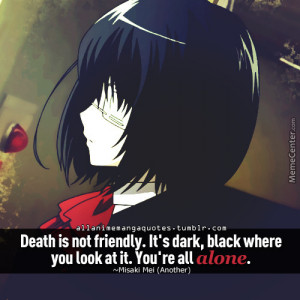 Anime Quote Number 3
