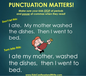 Kids Can! READ and WRITE! Quotes