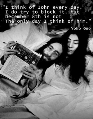 John Lennon And Yoko Ono Love Quotes