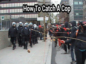 How To Easily Catch A Police Officer