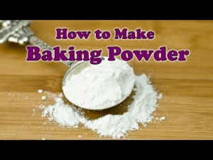 How to Make Baking Powder: Baking Quick Tip by Cookies Cupcakes and ...