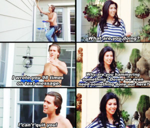 ... Why Kourtney Kardashian & Scott Disick Are the Best Couple Ever