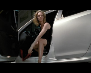 Uma Thurman for Alfa Romeo Giulietta: campaign by Leo Burnett