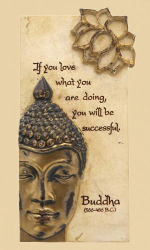 Buddha success quote