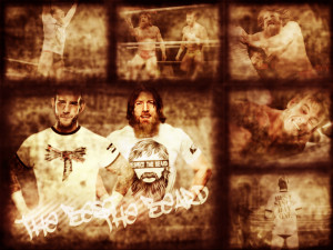 Punk Daniel Bryan Wallpaper