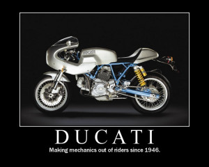 The Ducati Sport Classic is like the perfect wife. She's a classic and ...