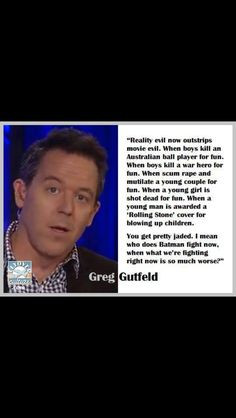Greg Gutfeld Quotes