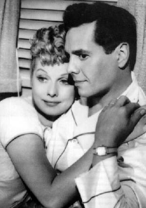 You are here: Home › Quotes › I love Lucy.