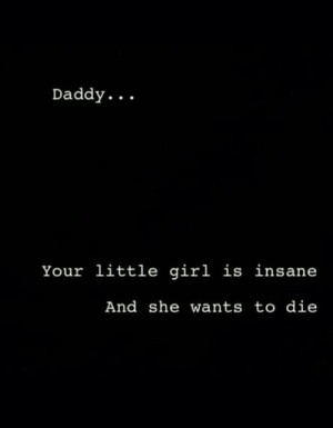 quote Black and White text depressed depression sad suicidal suicide ...