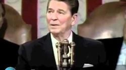 Ronald Reagan Back to the Future reference