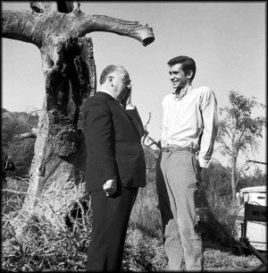 Pictures of Alfred Hitchcock and the Making of