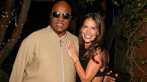 Stevie Wonder and Hollywood divorce attorney Laura Wasser. Photo ...