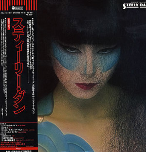 Steely Dan Steely Dan JAP LP RECORD YX-8140-AB